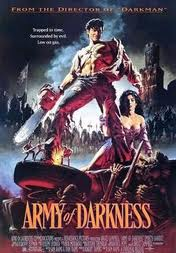 Poster for Evil Dead 3, Army of Darkness