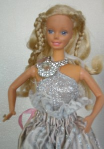Jewel Secrets Barbie
